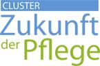 """Cluster """"Zukunft der Pflege"""" Logo"""